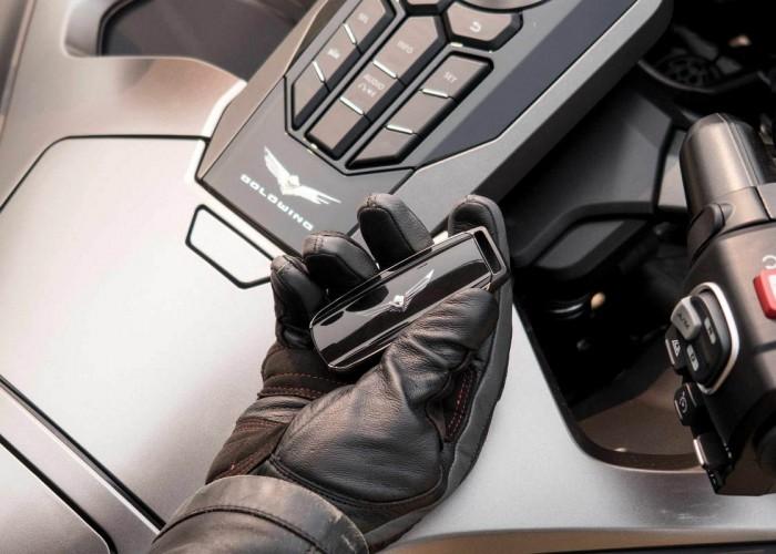 Honda GL1800 Gold Wing 2018 kluczyk