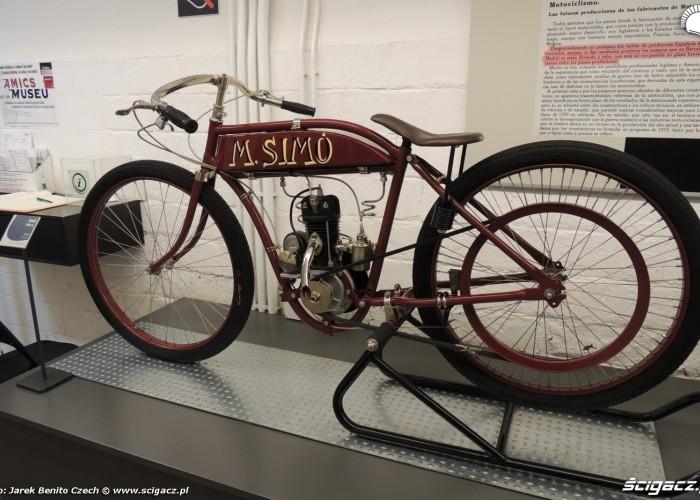 Muzeum motocykli w Barcelonie 01