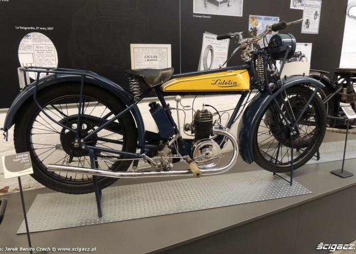 Muzeum motocykli w Barcelonie 02
