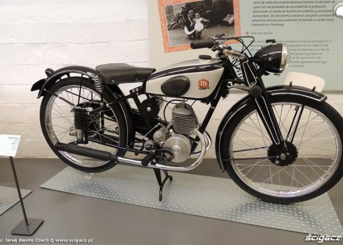 Muzeum motocykli w Barcelonie 03