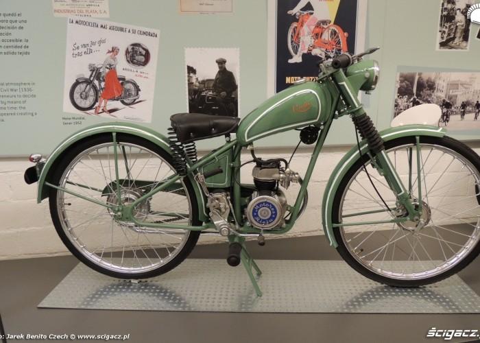 Muzeum motocykli w Barcelonie 04