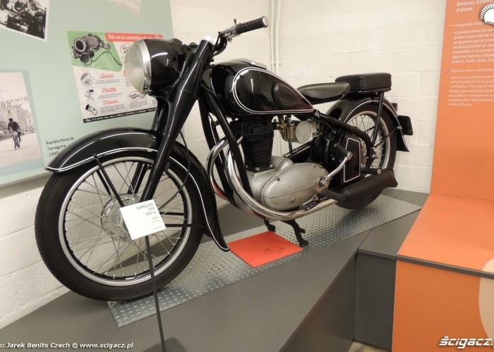 Muzeum motocykli w Barcelonie 05