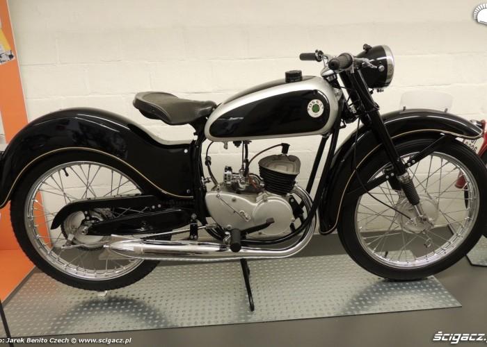 Muzeum motocykli w Barcelonie 07