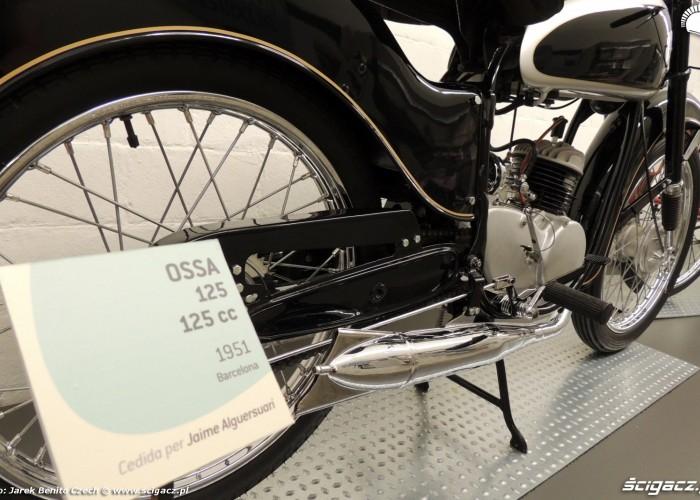 Muzeum motocykli w Barcelonie 09