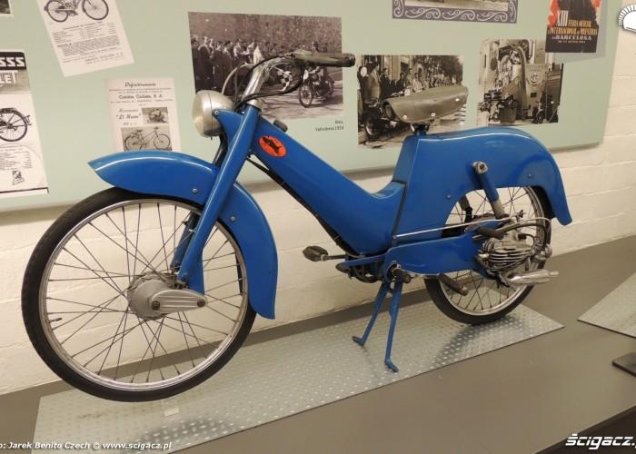 Muzeum motocykli w Barcelonie 12