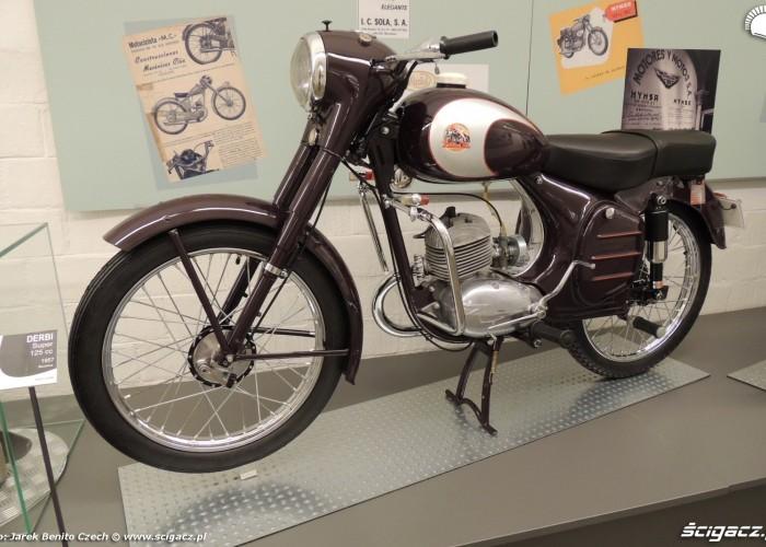 Muzeum motocykli w Barcelonie 15