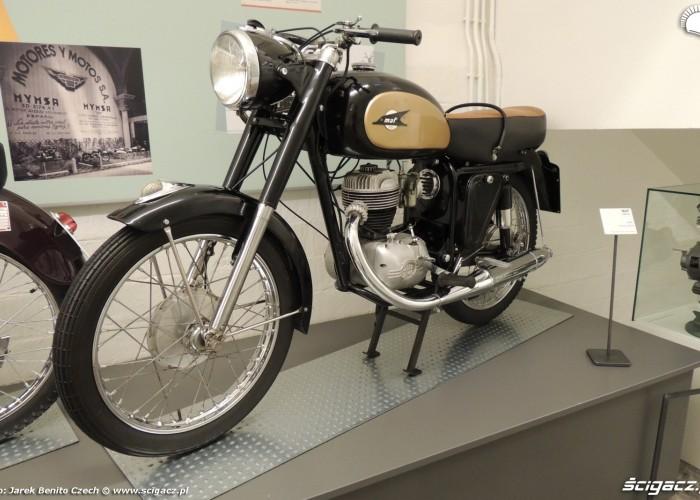 Muzeum motocykli w Barcelonie 17