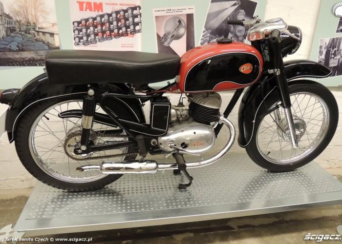 Muzeum motocykli w Barcelonie 19
