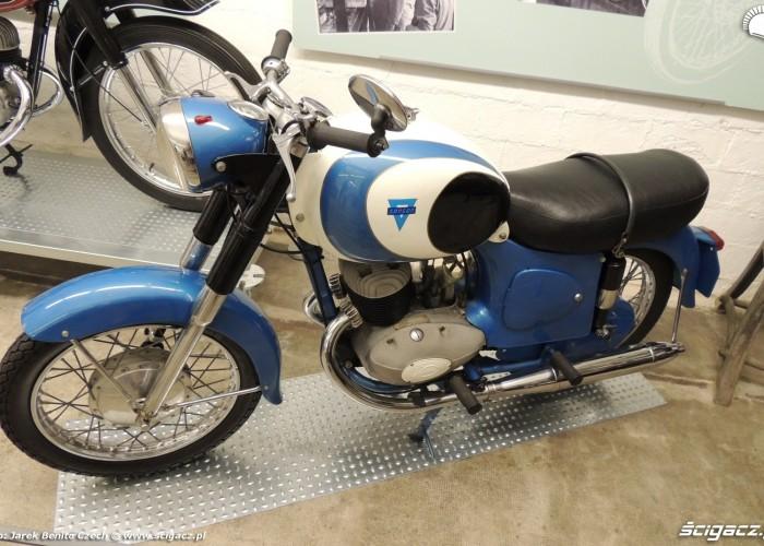 Muzeum motocykli w Barcelonie 20 Sanson