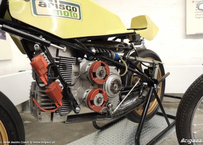 Muzeum motocykli w Barcelonie 25 Arisco Moto