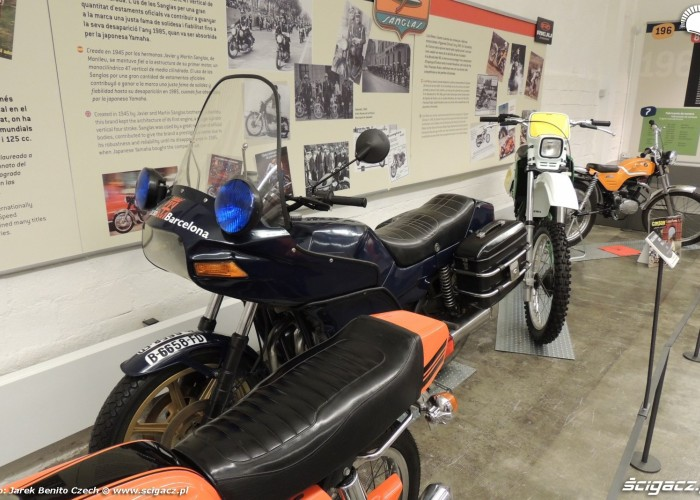 Muzeum motocykli w Barcelonie 30
