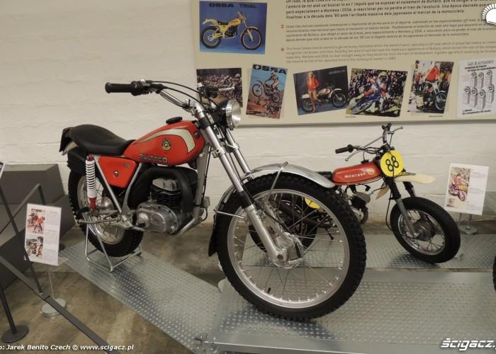 Muzeum motocykli w Barcelonie 33