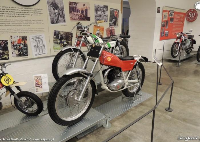 Muzeum motocykli w Barcelonie 34