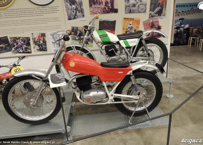 Muzeum motocykli w Barcelonie 35