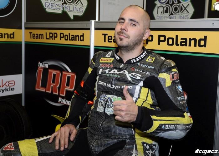 Le Mans 24h Team LRP Poland 2018 01