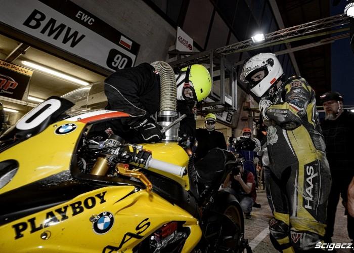 Wyscigi motocyklowe BMW S1000RR EWC 2018 02