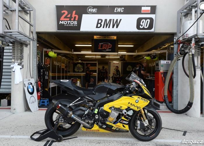 Wyscigi motocyklowe BMW S1000RR EWC 2018 26