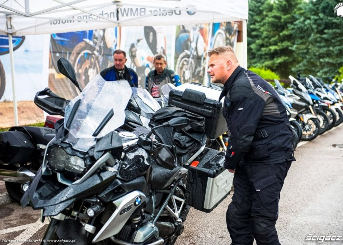 Dni BMW Motorrad 2018 Mragowo 017
