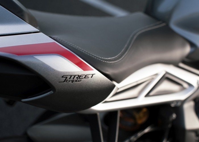 New Street Triple RS Detail 11