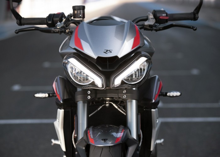 New Street Triple RS Detail 6