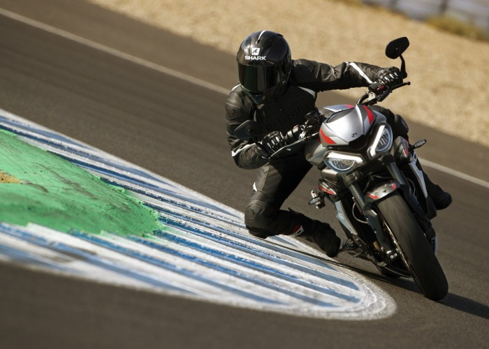 New Street Triple RS Dynamic 10