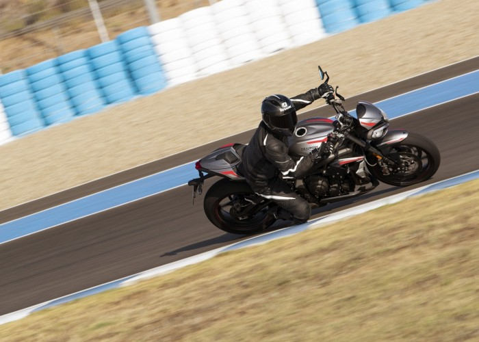 New Street Triple RS Dynamic 13
