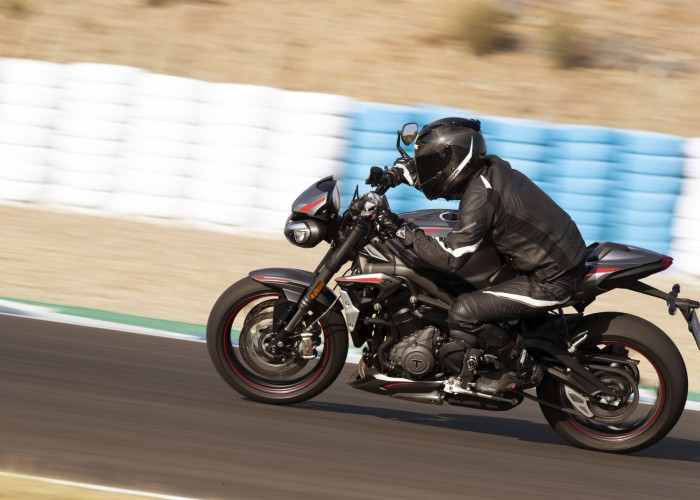New Street Triple RS Dynamic 14