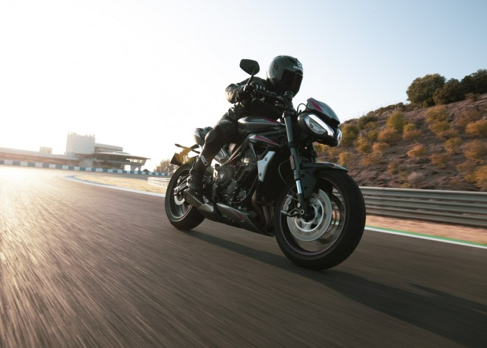 New Street Triple RS Dynamic 2