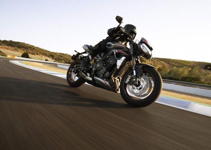 New Street Triple RS Dynamic 4