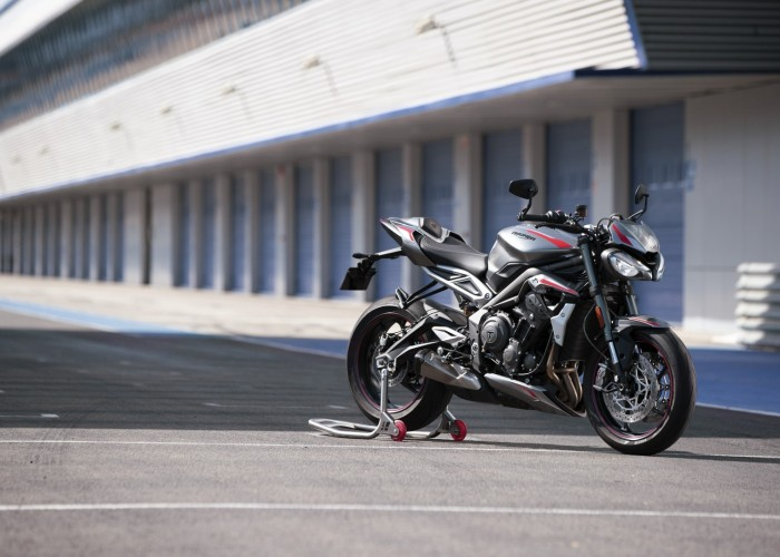 New Street Triple RS Static Location 5