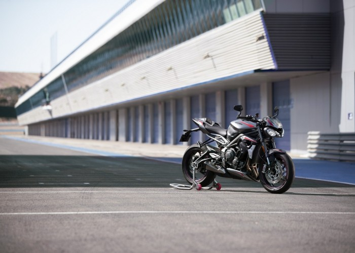 New Street Triple RS Static Location 6
