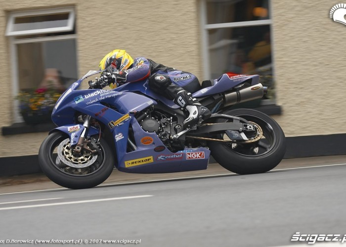 Ian Lougher Isle of Man