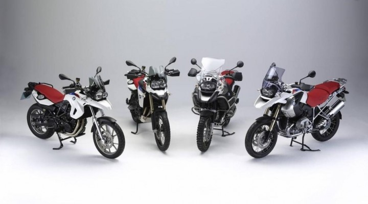 all bmw gs 30-lecie