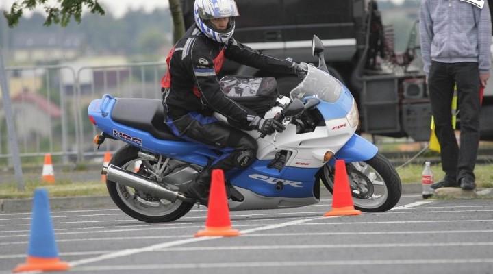 Gymkhana Honda Tychy 2011