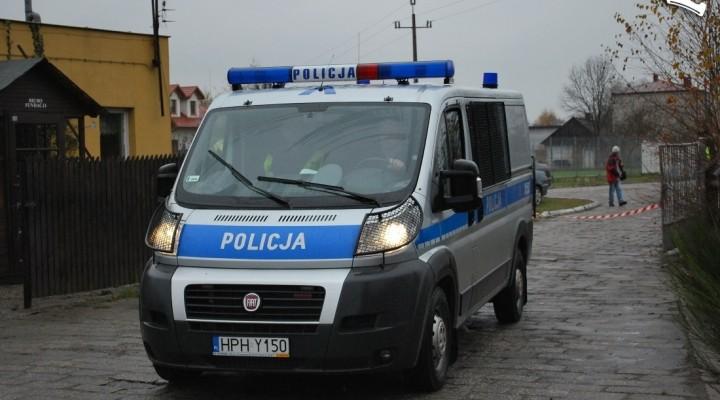 Policja przyjechala po dane uczestnika - 63 Pogon za lisem
