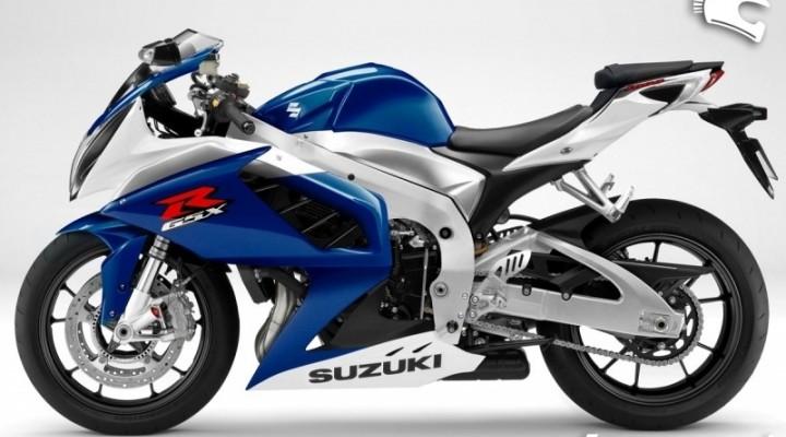 GSX-R1000 2012 niebieski