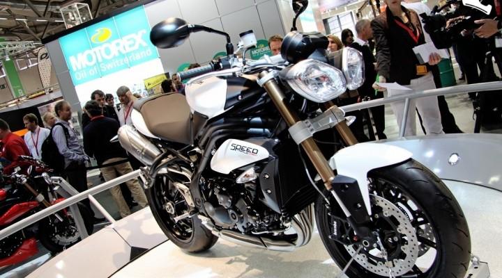 speed triple 2011 poza pokazowa