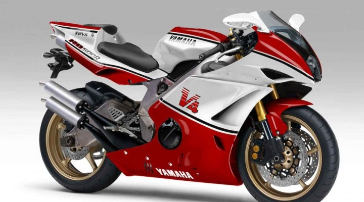 Yamaha RD 500 V4 Classic
