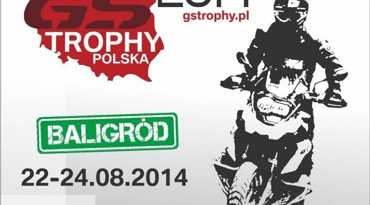 BMW GS Trophy Baligrod 2014 z