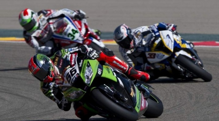 Czolowka World Superbike Aragon 2013 z
