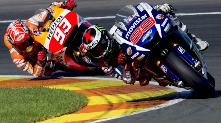 Grand Prix Valencja 2015 Lorenzo Marquez wyscig z