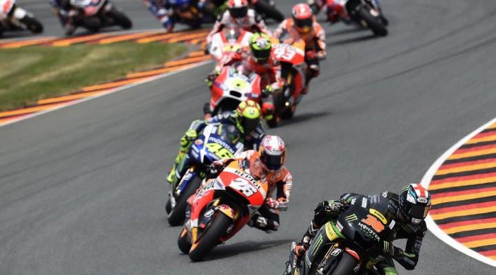 Wyscig GP Niemiec 2015 z