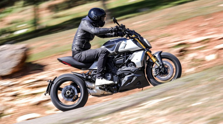 ducati diavel 1260 test z