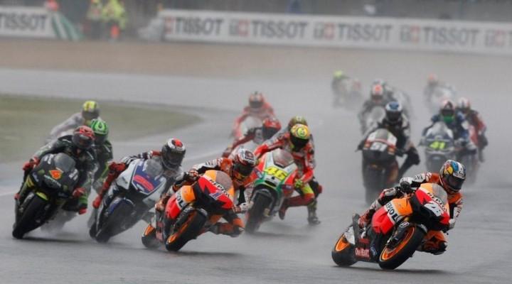 wyscig MotoGP Le Mans 2012 z