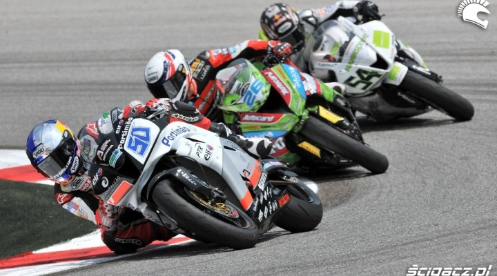 Laverty Misano Supersport