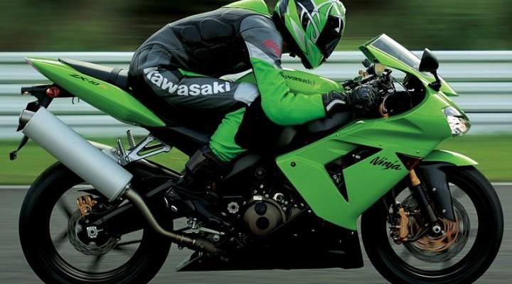 Kawasaki w akcji z