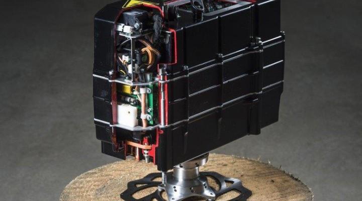 KTM Freeride E bateria z