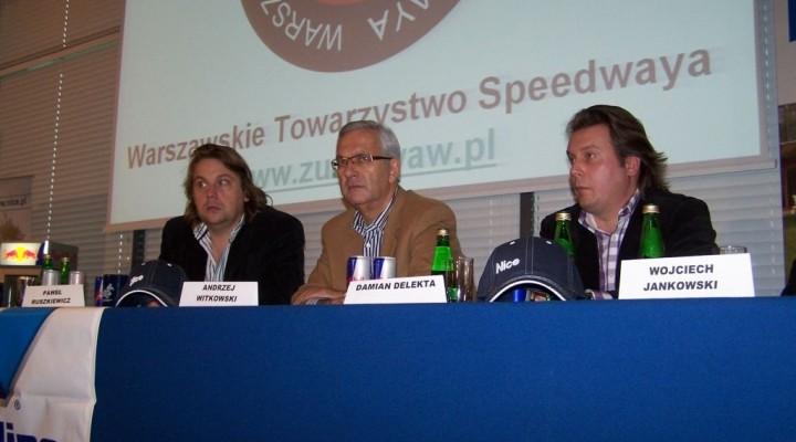 Pawel Ruszkiewicz Andrzej Witkowski Damian Delekta