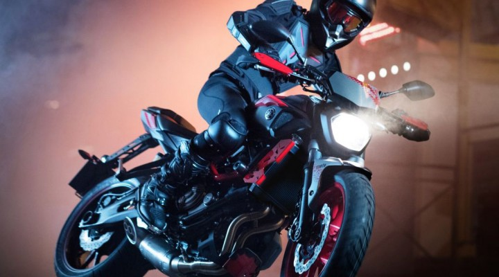 Yamaha MT-07 Moto Cage 2015 z