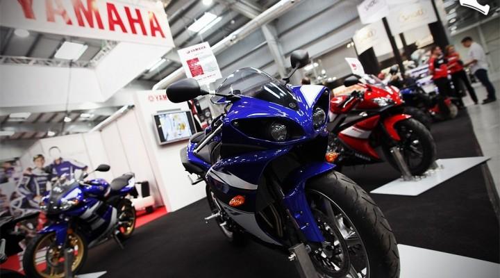 Ogolnopolska Wystawa Motocykli i Skuterow Yamaha Polska